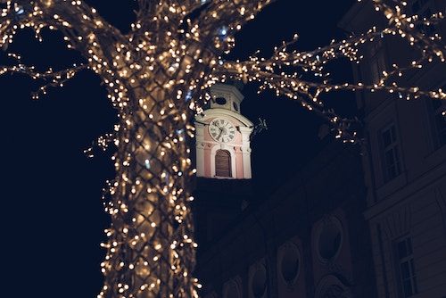 22a07a35bb1 Alquiler de mallas luminosas LED para decoración exterior Navidad