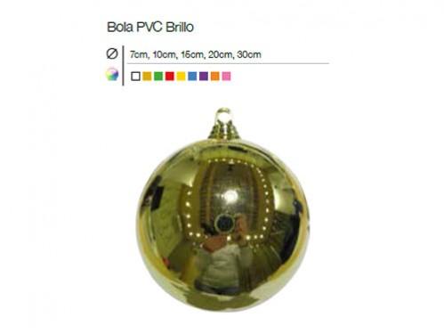 bolas de navidad brillantes