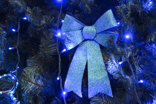 Alquiler de lazos decorativos de navidad - Lazos arbol navidad ...