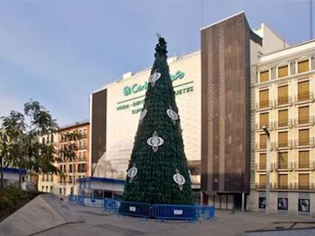 Alquiler de Árbol de Navidad grande