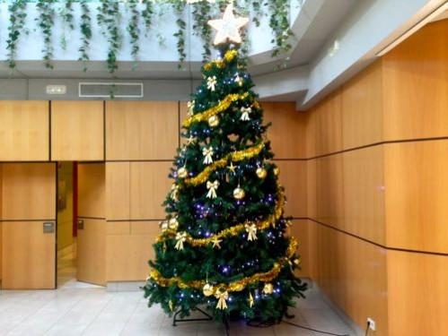 Alquiler de rboles de Navidad de 4 metros para interiores