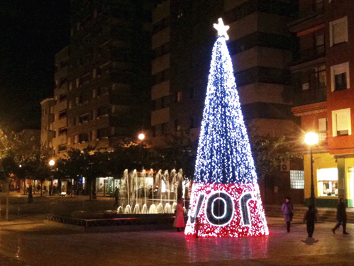 Alquiler de rboles de navidad gigantes - Arbol de navidad exterior ...