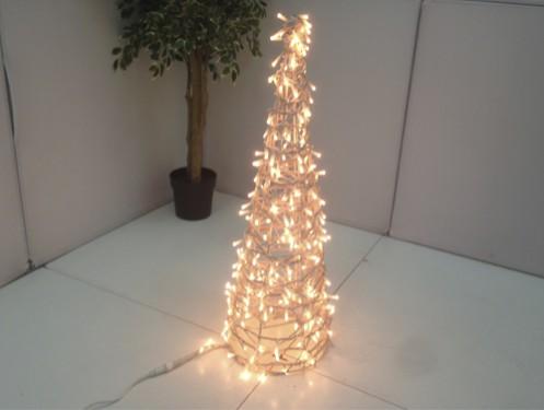 Alquiler de rboles de navidad con luces led - Luces arbol de navidad ...
