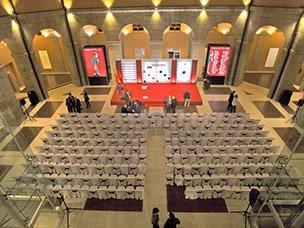 Gala entrega de Premios de CECOMA