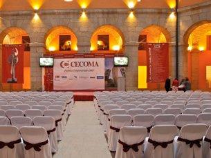 Gala de entrega de premios CECOMA realizado para el CECOMA, Madrid