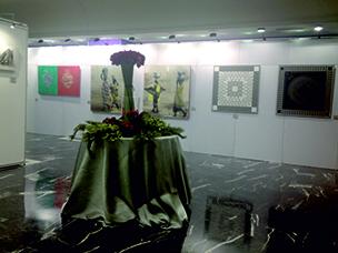Alquiler de paneles de exposición en melamina, ONG