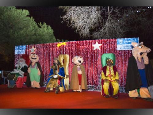 Alquiler de decoraci n y ambientaci n navide a for Ornamentacion para navidad