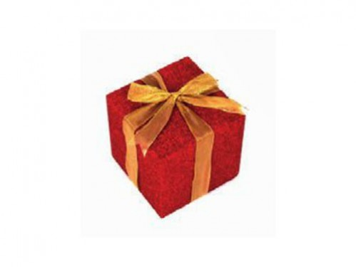 cajas de regalo decorativas para rboles de navidad