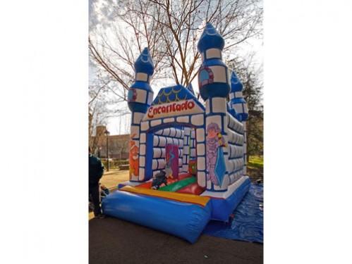 Alquiler de Castillo hinchable para fiestas y cumpleaños