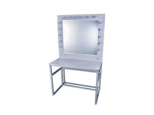 Alquiler de espejos tocador de maquillaje con luz - Tocadores con espejo ...