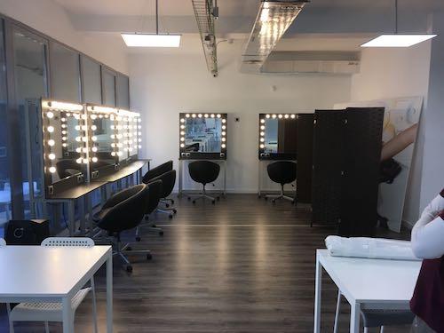 Alquiler de espejos tocador de maquillaje con luz - Espejos peluqueria precios ...