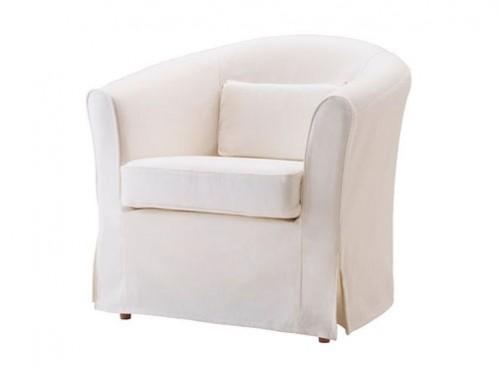 Alquiler de sillones y sof s para eventos y reuniones - Funda sofa blanca ...