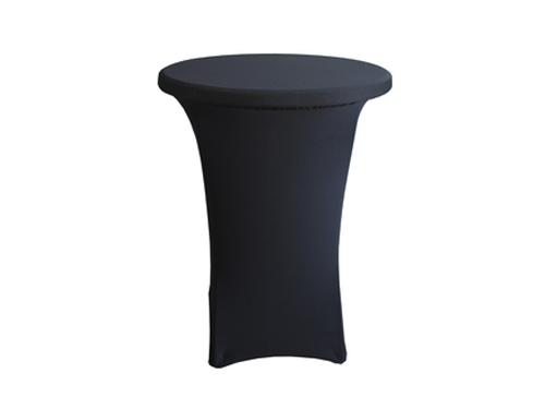 alquiler de funda negra para mesa