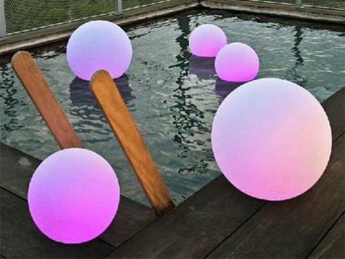 Alquiler de l mparas luminosas para eventos nocturnos for Alquiler parque de bolas