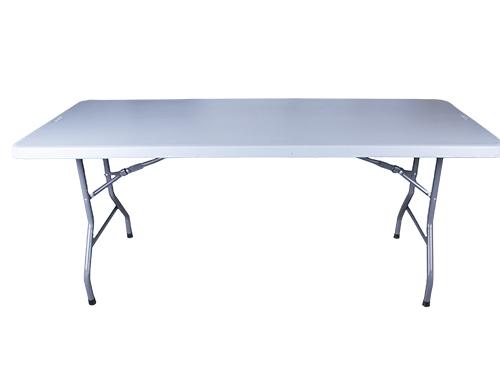 Alquiler de mesas rectangulares plegables para eventos - Decorar mesas para eventos ...