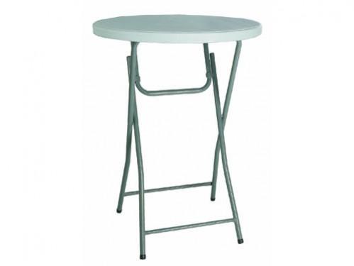 Alquiler de mesas altas para c ctel con patas plegables - Patas plegables para mesas ...