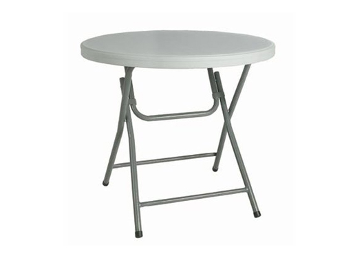 Alquiler de mesas redondas plegables para eventos - Patas para mesas redondas ...