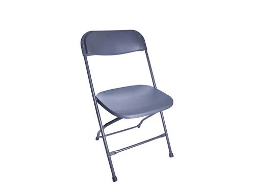 Alquiler de sillas plegables grises for Sillas para rentar