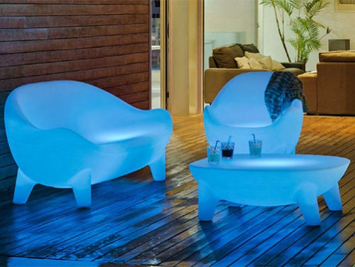 Alquiler de sof s chill out iluminados - Chill out sofas ...