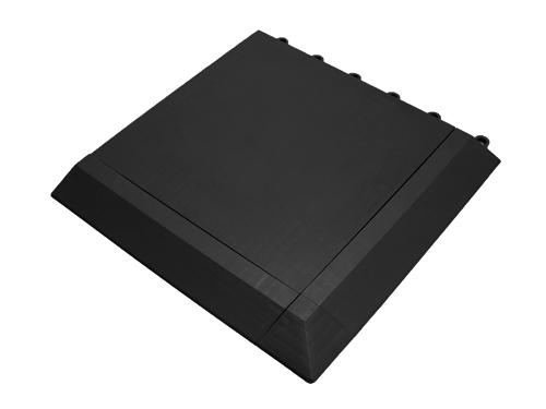 Alquiler de tarimas negras modulares